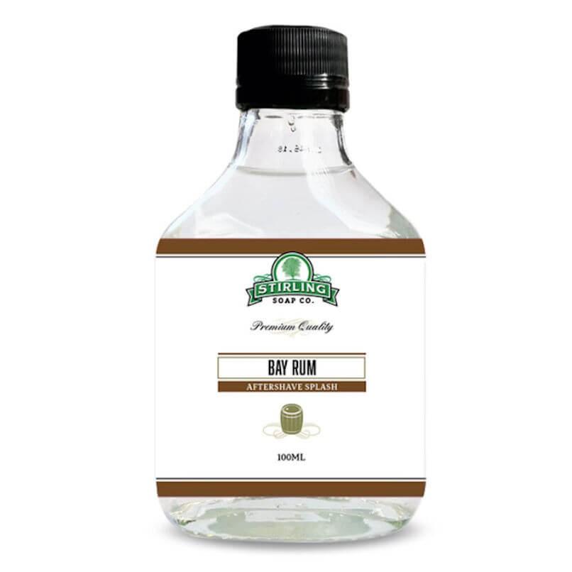 Stirling Aftershave Splash Bay Rum 100ml