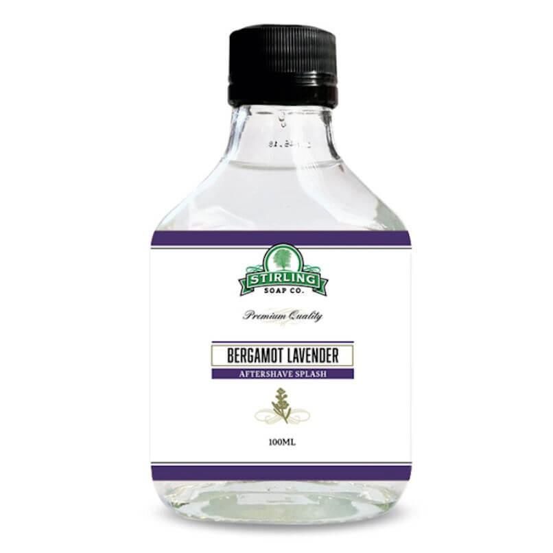 Stirling Aftershave Splash Bergamot Lavender 100ml