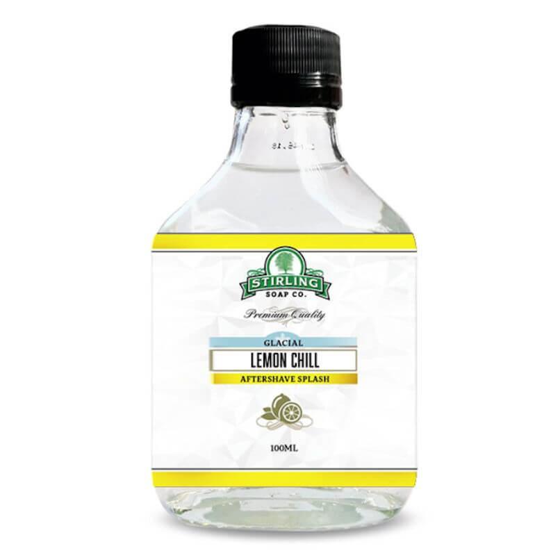 Stirling Aftershave Splash Glacial - Lemon Chill 100ml