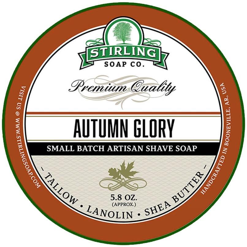 Stirling Shaving Soap Autumn glory 170ml