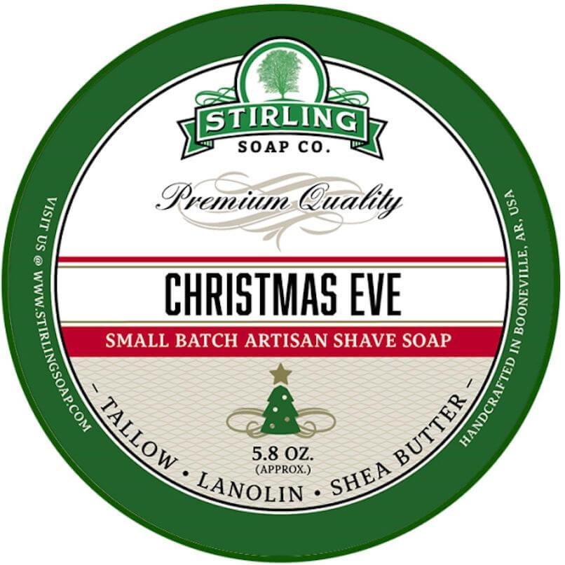 Stirling Shaving Soap Christmas Eve 170ml
