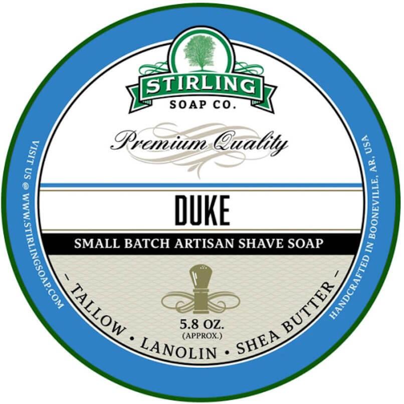 Stirling Shaving Soap Duke 170ml