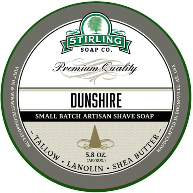 Stirling Shaving Soap Dunshire 170ml