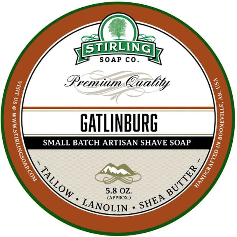 Stirling Shaving Soap Gatlinburg 170ml