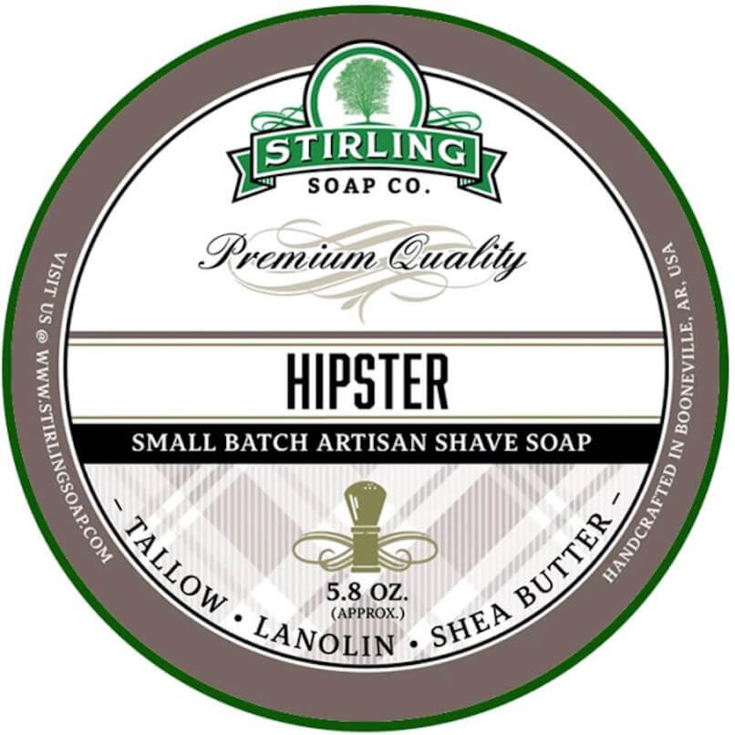Stirling Shaving Soap Hipster 170ml
