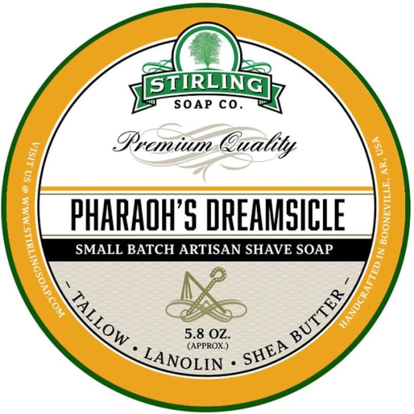 Stirling Shaving Soap Pharaoh's Dreamsicle 170ml
