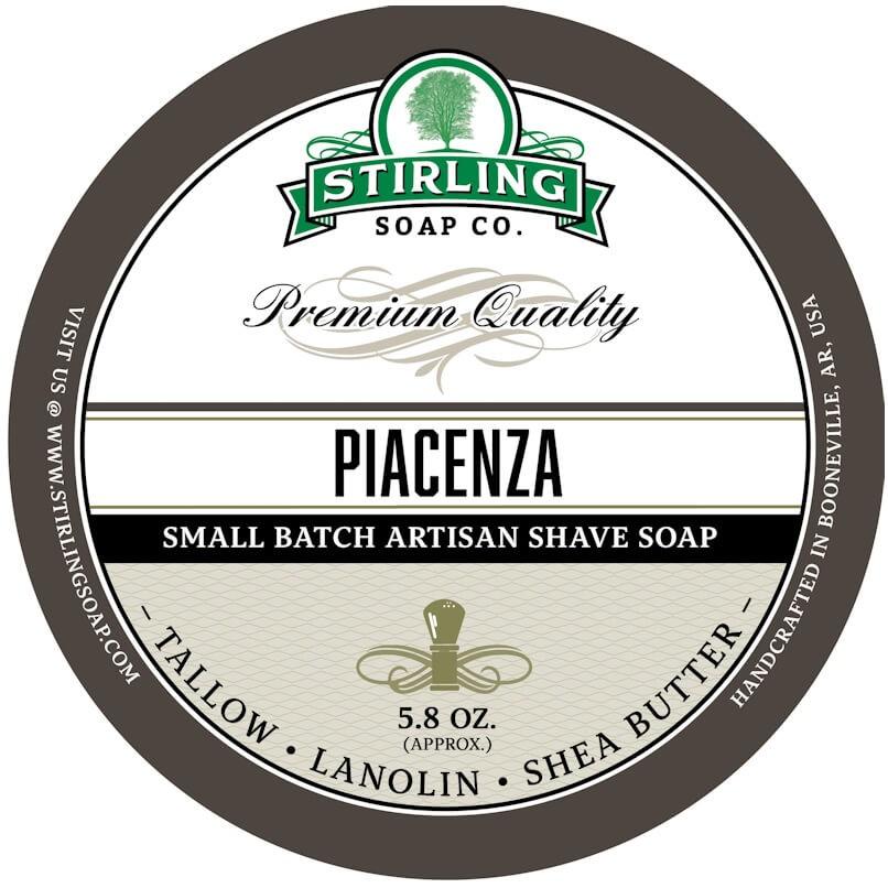 Stirling Shaving Soap Piacenza 170ml