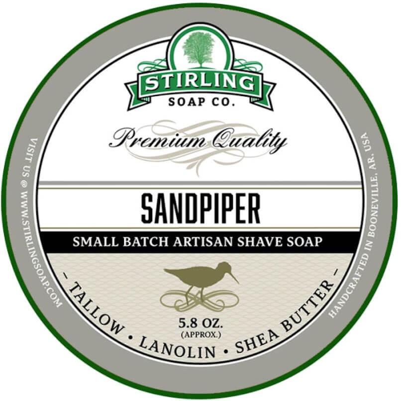 Stirling Shaving Soap Sandpiper 170ml