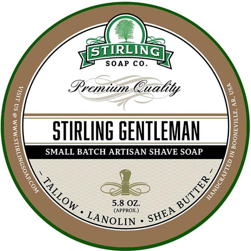 Stirling Shaving Soap Stirling Gentleman 170ml