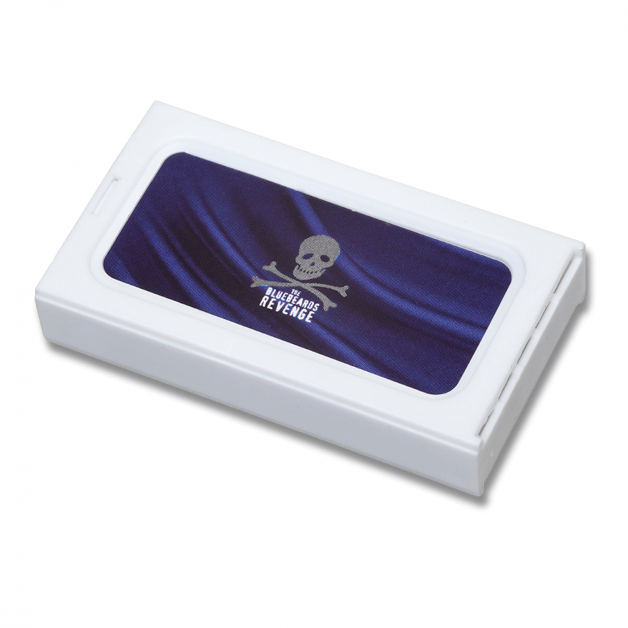 The Bluebeards Revenge Double-Edge Razor Blades X10