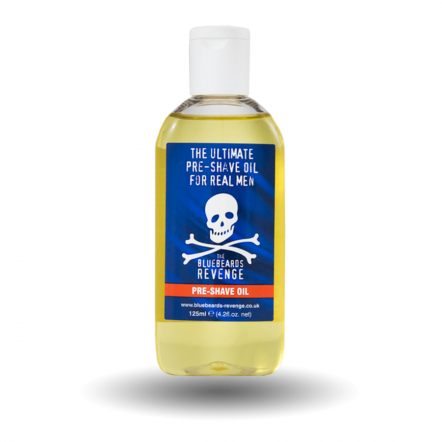 The Bluebeards Revenge Pre-Shave Oil 125ml