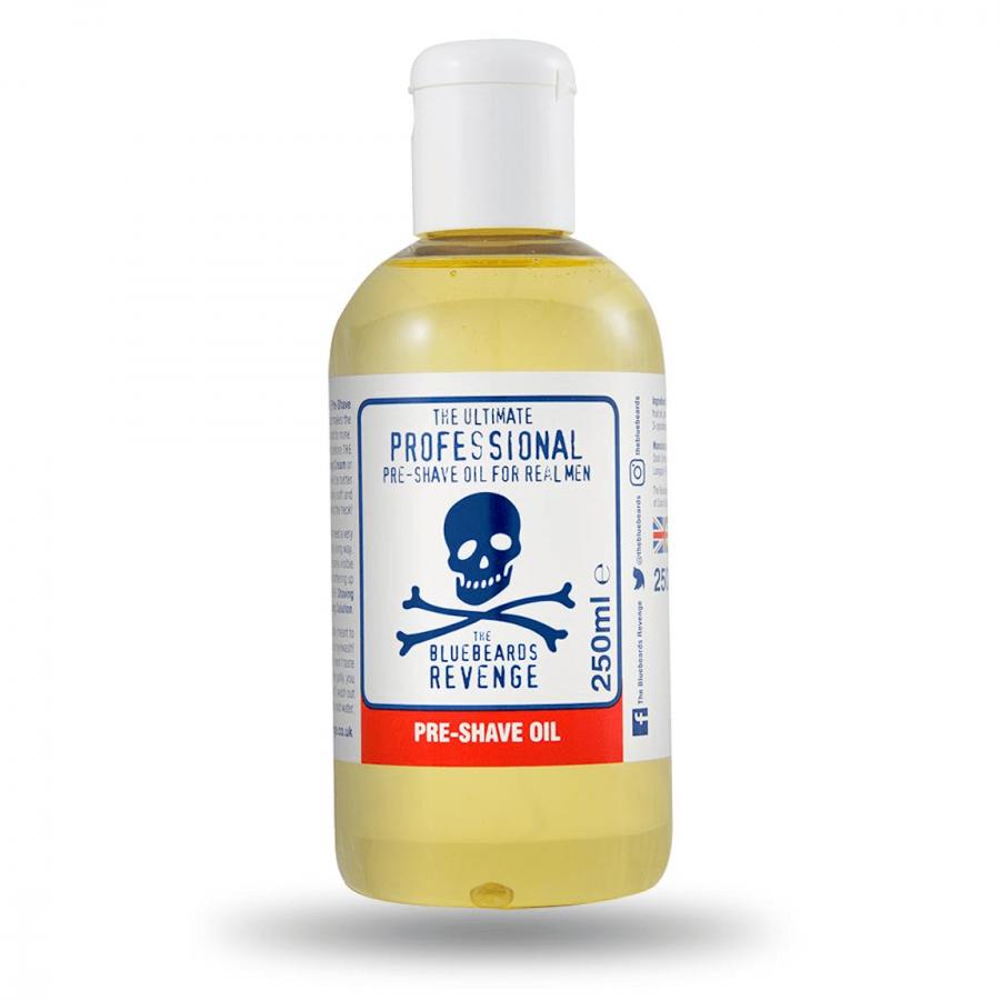 The Bluebeards Revenge Pre-Shave Oil 250ml