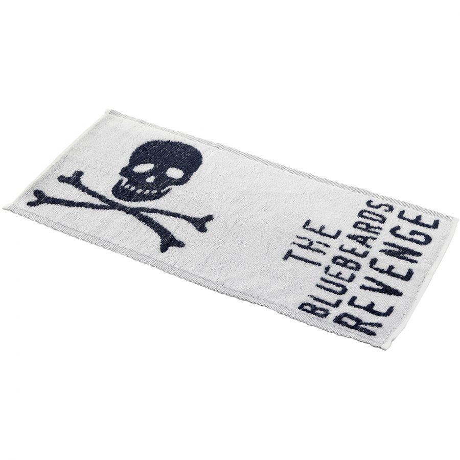 The Bluebeards Revenge Shaving & Hand Towel