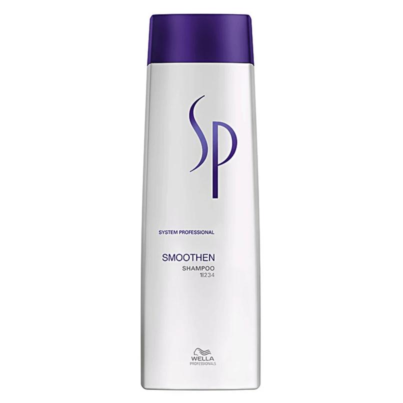 Wella SP Smoothen Shampoo 250ml
