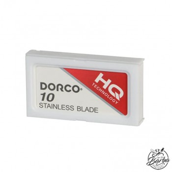 10X Dorco Stainless Blade ST301