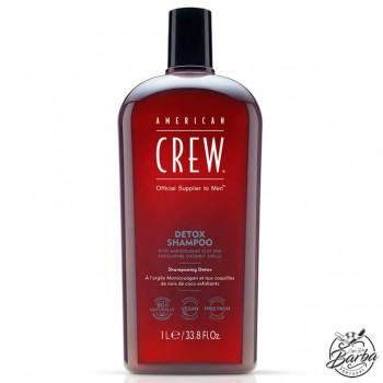 American Crew Detox Shampoo 1000ml