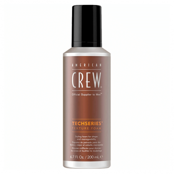American Crew Tech Series Espuma de Textura 200ml