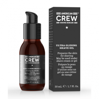 American Crew Ultra Gliding Shave Oil 50ml