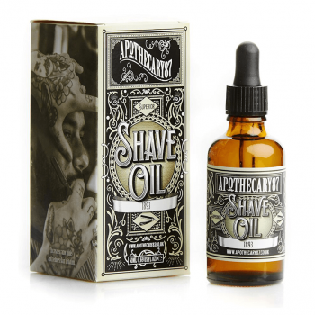 Apothecary 87 1893 Shave Oil 50ml