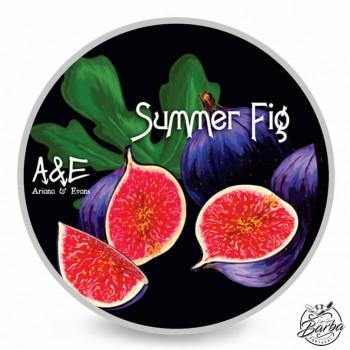 Ariana & Evans Summer Fig Shaving Soap 118ml