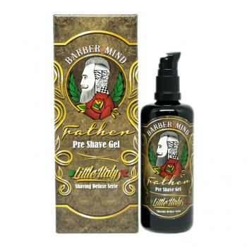 Barber Mind Father Gel Pre Shave 100ml