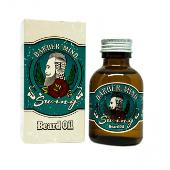 Barber Mind Swing Beard Oil 50ml