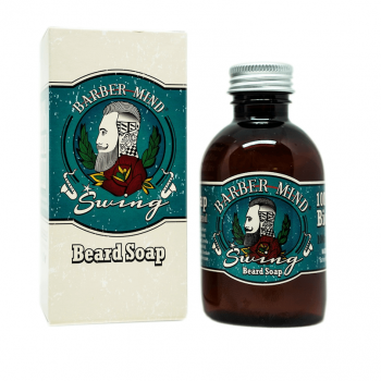 Barber Mind Swing Beard Soap 100ml