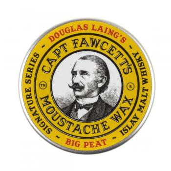 Captain Fawcett Big Peat Moustache Wax 15ml