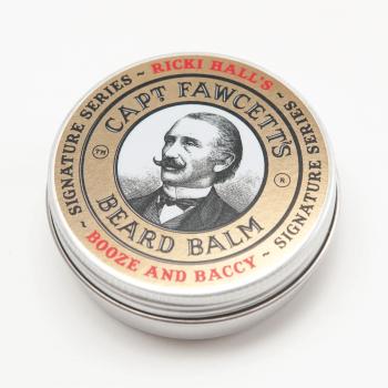 Captain Fawcett Booze & Baccy Beard Balm 60ml