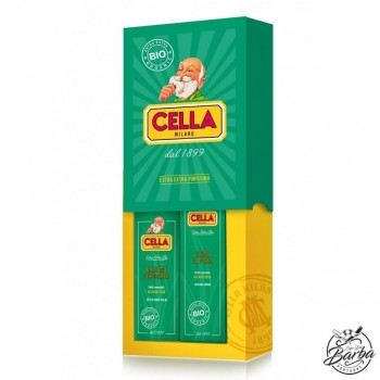 Cella Milano Aloe Organic Shaving Gift Set