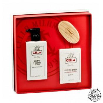 Cella Milano Beard Care Gift Set
