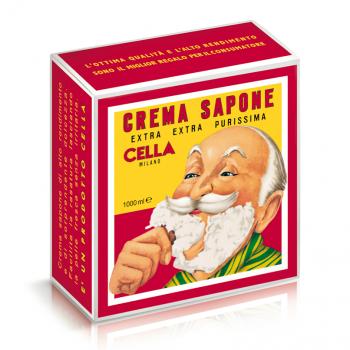 Cella Milano Crema Sapone 1000ml