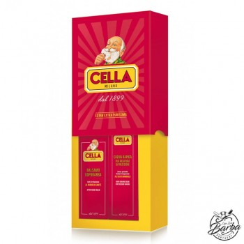 Cella Milano Quick Cream Gift Set