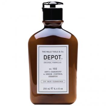 DEPOT No.102 Anti-Dandruff & Sebum Control Shampoo 250ml