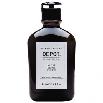 DEPOT No.104 Silver Shampoo 250ml