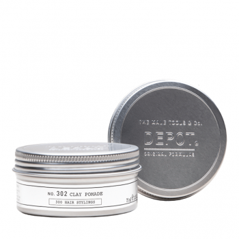 DEPOT No.302 Clay Pomade 75ml