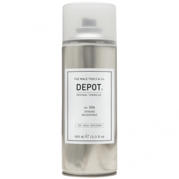 DEPOT No.306 Strong Hairspray 400ml