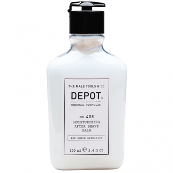 DEPOT No.408 Moisturizing After Shave Balm 100ml