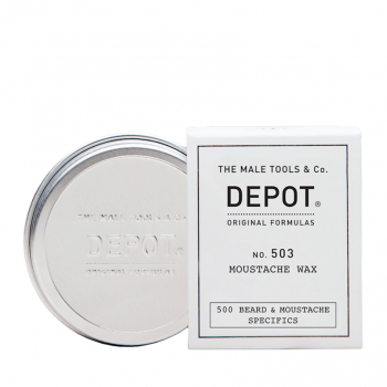 DEPOT No.503 Moustache Wax 30ml