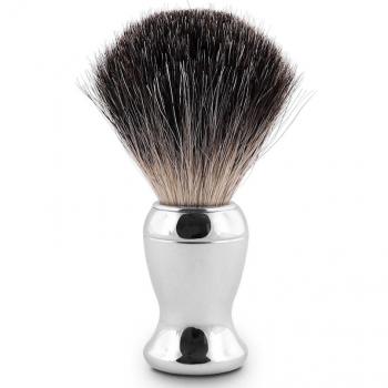 Edwin Jagger Chrome Pure Badger 81SB719CR