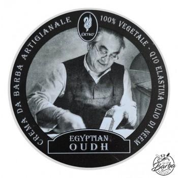 Extrò Shaving Cream Egyptian Oudh 150g