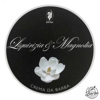 Extrò Shaving Cream Liquirizia e Magnolia150ml