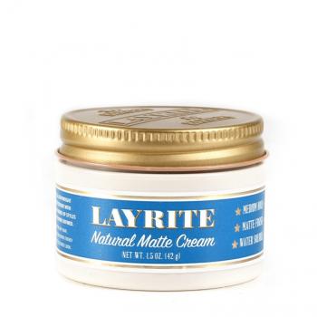[VIAGEM] Layrite Natural Matte Cream 42g