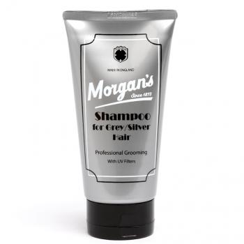Morgans Shampoo for Grey/Silver Hair 150ml