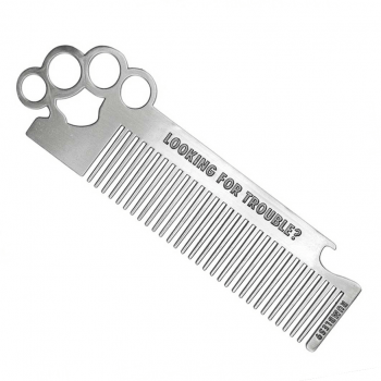 Pente Rumble59 Comb Brass Knuckles