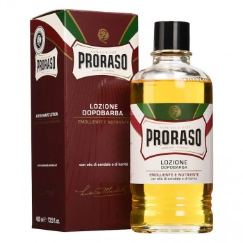Proraso Red Aftershave Lotion 400ml
