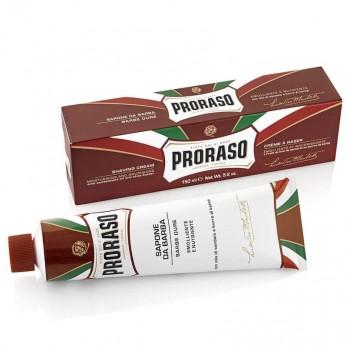 Proraso Red Shaving Soap in a Tube 150ml