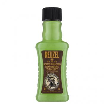 Reuzel Scrub Shampoo 100ml Viagem