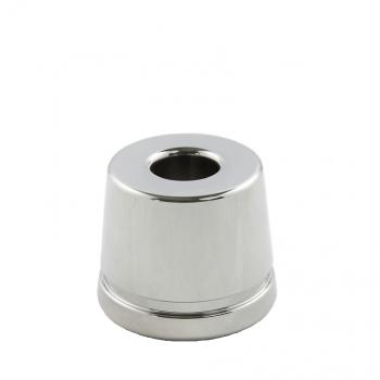 Rockwell Razor Stand White Chrome