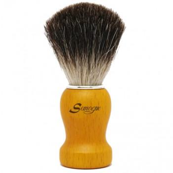 Semogue Texugo Pure Black Amarelo (Pha C3TPB Y)